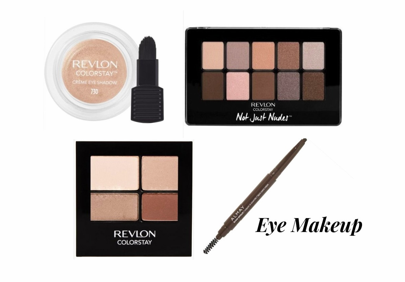Revlon ColorStay Eyeshadow - A New Favorite
