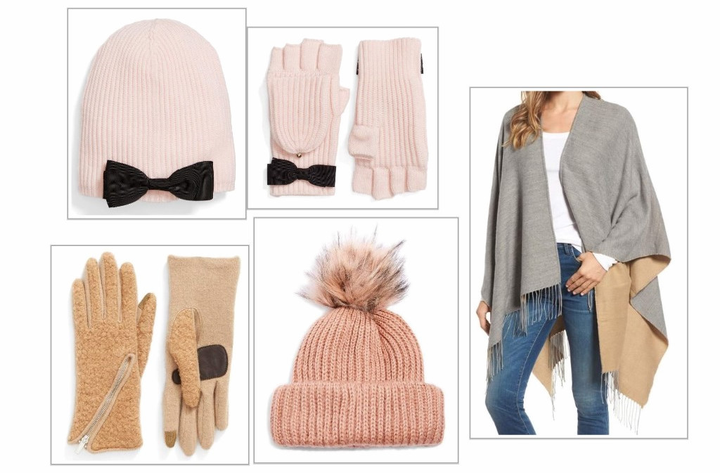 Hats, Scarves, And Gloves
