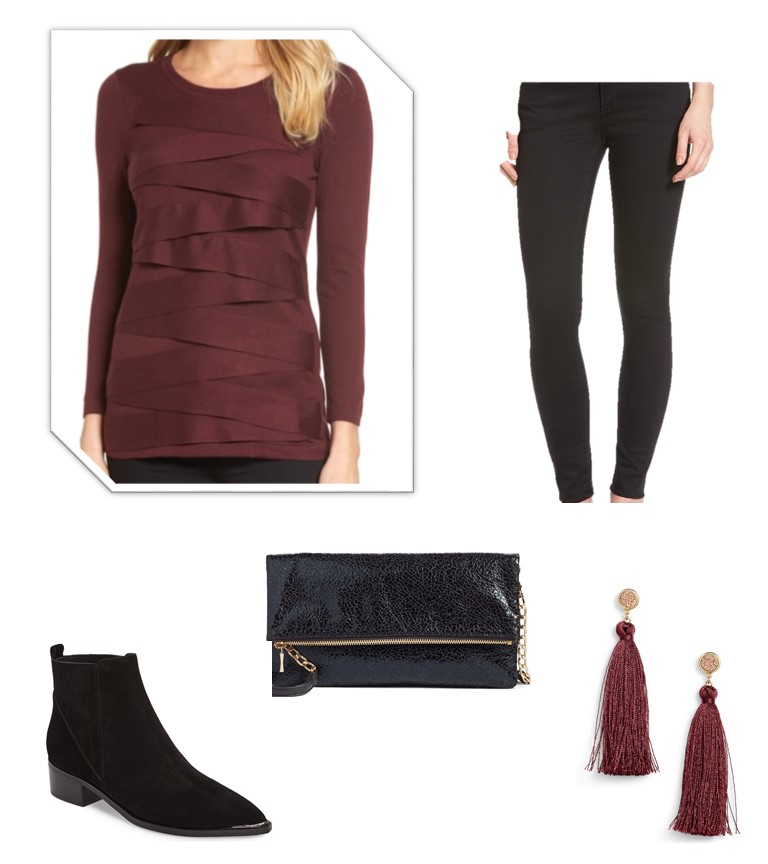 Valentine's Day Outfit/Date Night Outfit