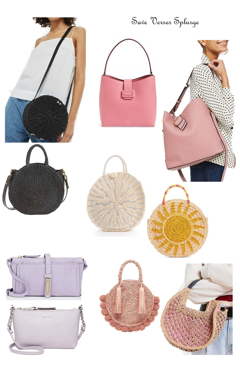 Handbag Trends For Spring  Save Verses Splurge ⋆ DRESSED IN FAITH 013090bec3964
