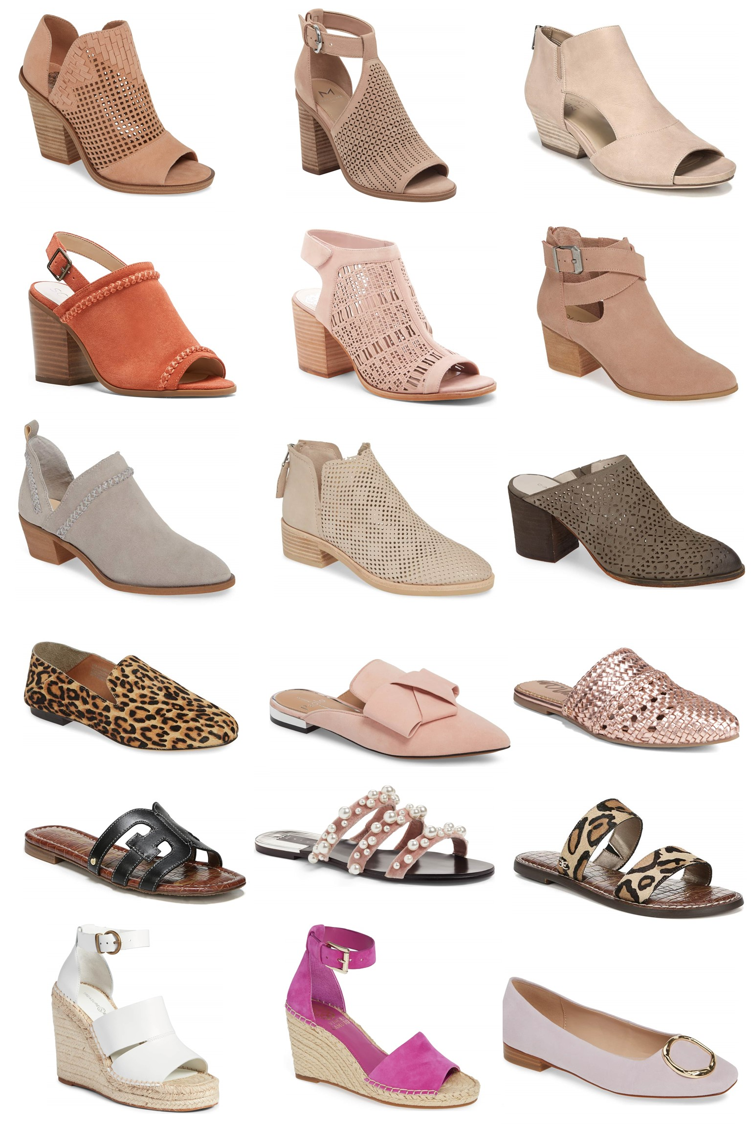 Spring Shoes - Dressed In Faith
