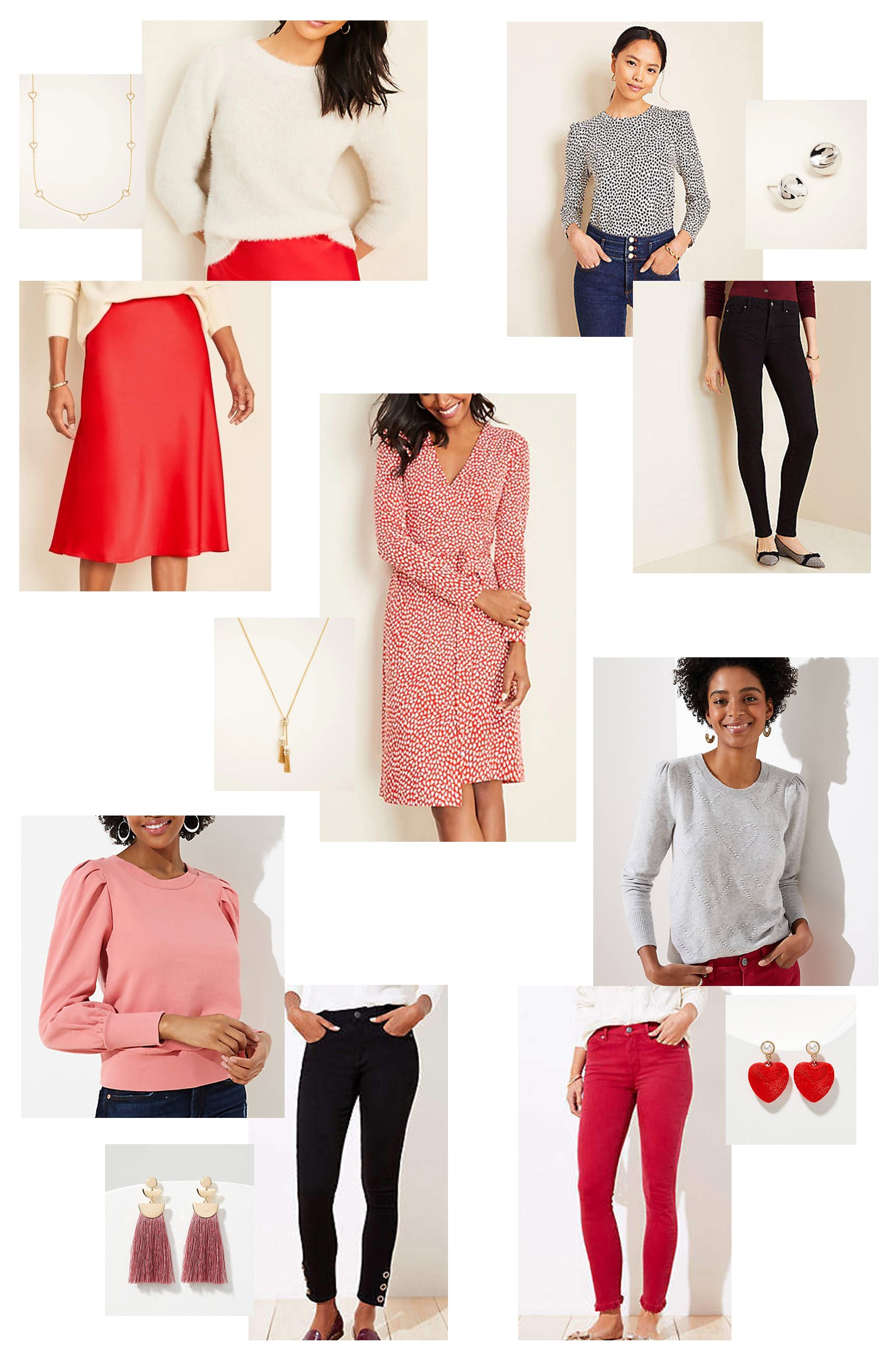 Outfit Ideas For Valentine S Day Dressed In Faith